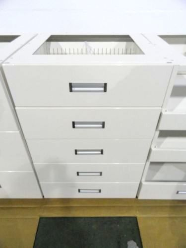 Lozier 5 Drawer Unit